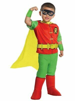 Disfraz Niño Robin Version Deluxe