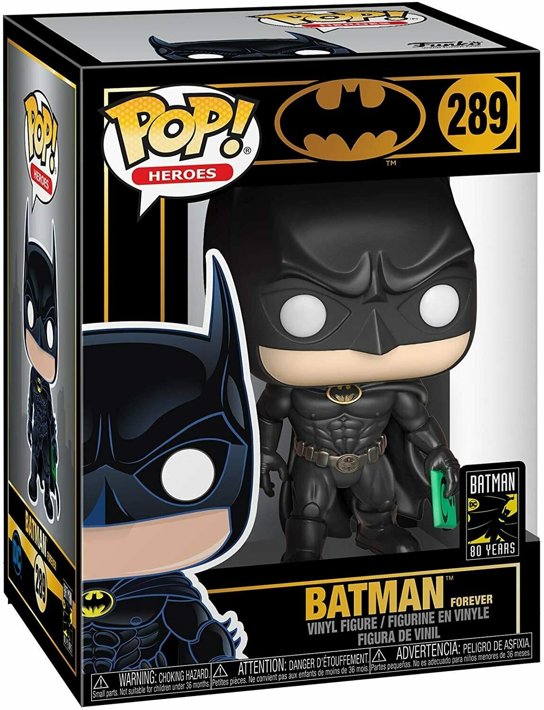Funko Pop! Batman Forever 80 Aniversario