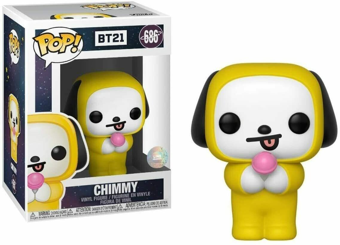 Funko Pop! Chimmy BT21 BTS