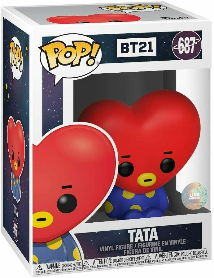 Funko Pop! Tata BT21 BTS