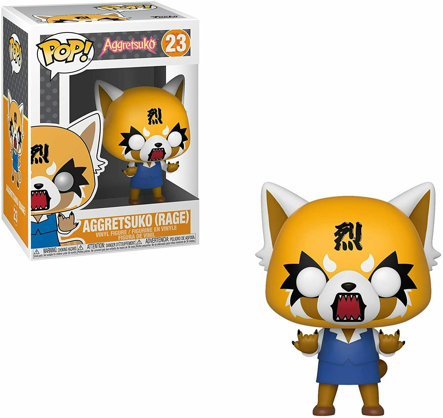 Funko Pop! Aggretsuko Rage