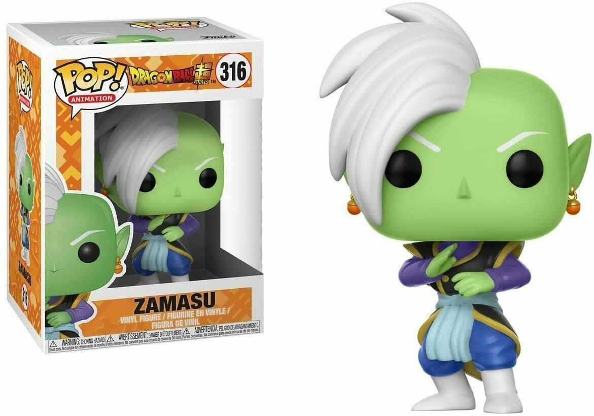 Funko Pop! Zamasu Dragon Ball Super