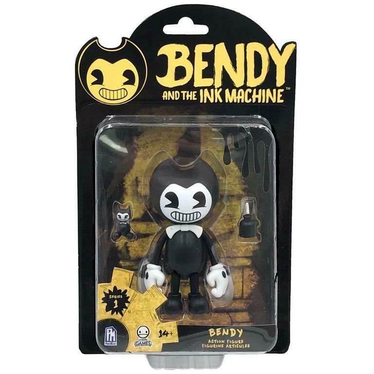 Figura Articulada Bendy & the Ink Machine