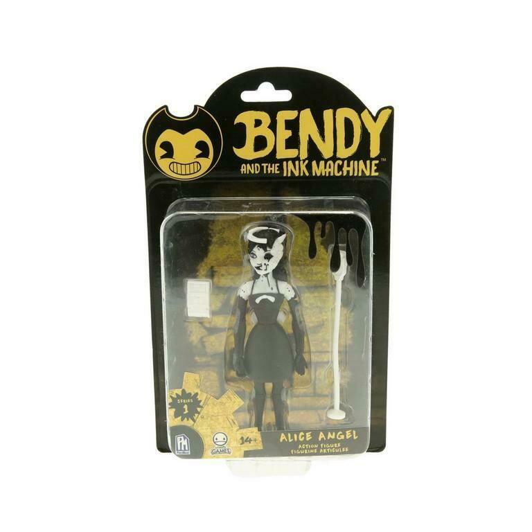 Figura Articulada Alice Angel Bendy & the Ink Machine