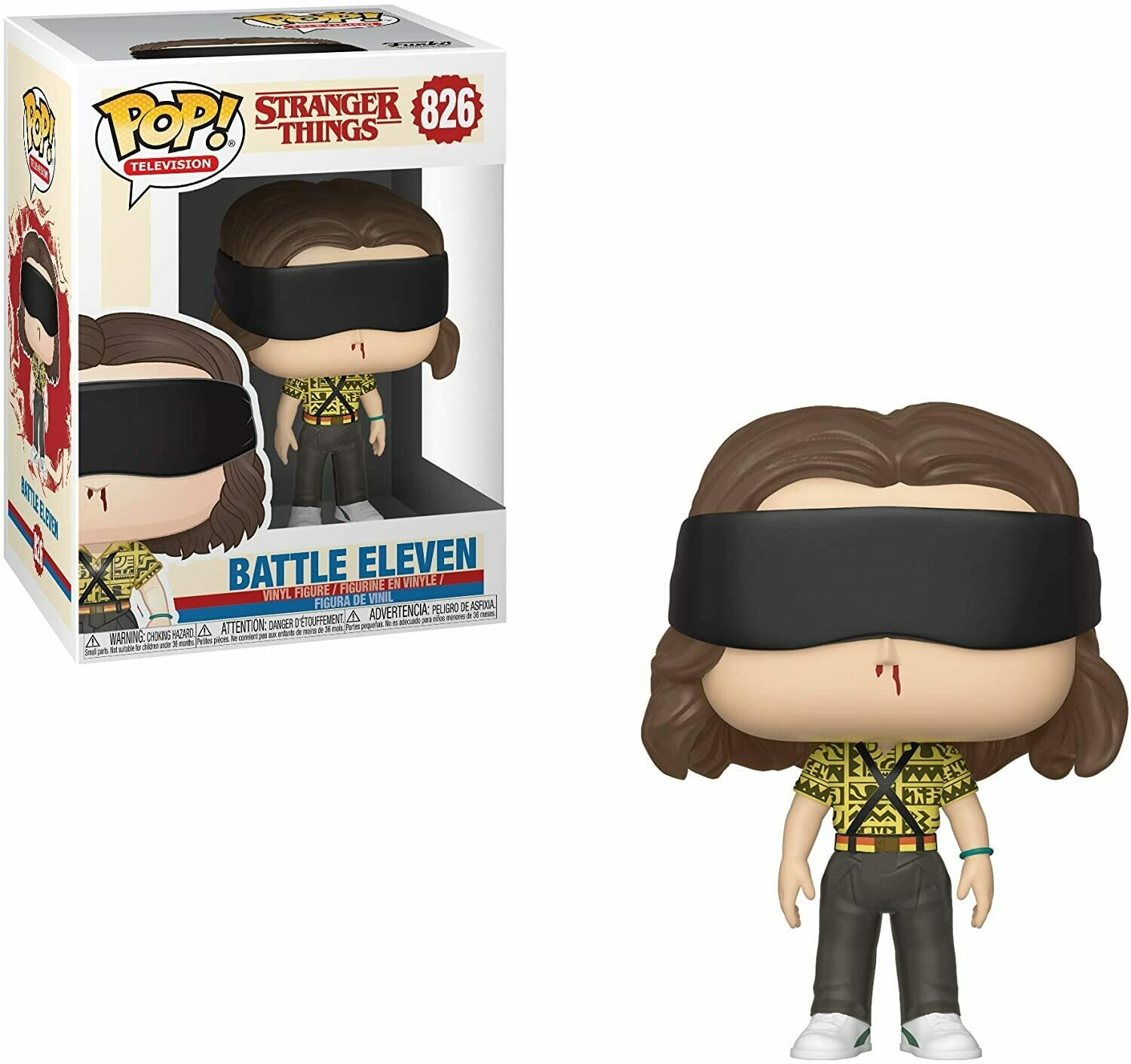 Funko Pop! Battle Eleven Stranger Things