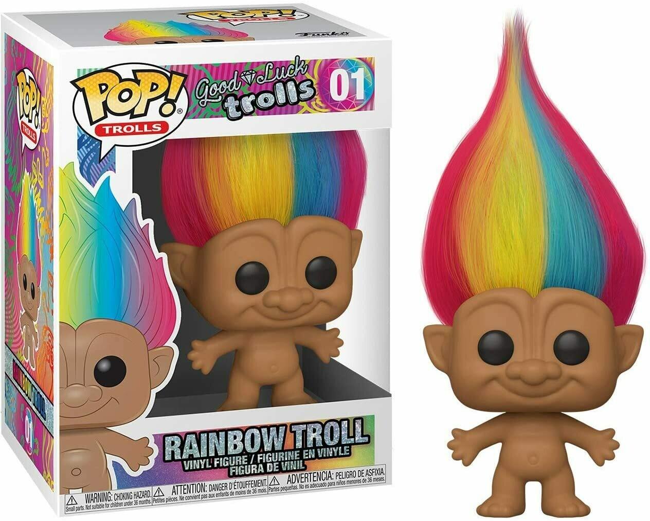 Funko Pop! Rainbow Troll