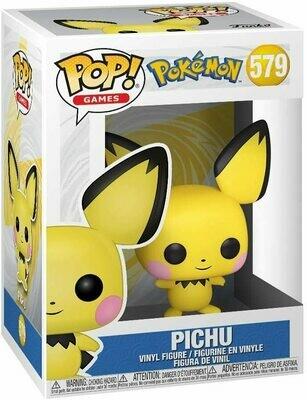 Funko Pop! Pokemon Pichu