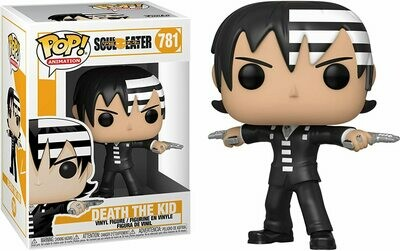 Funko Pop! Death The Kid - Soul Eater