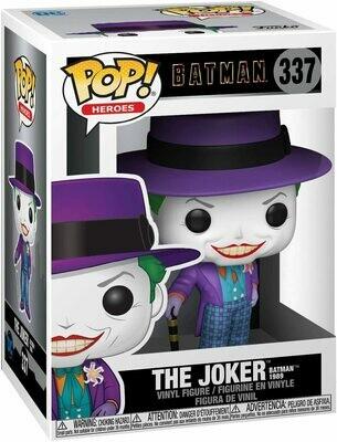 Funko Pop! The Joker Batman 1989