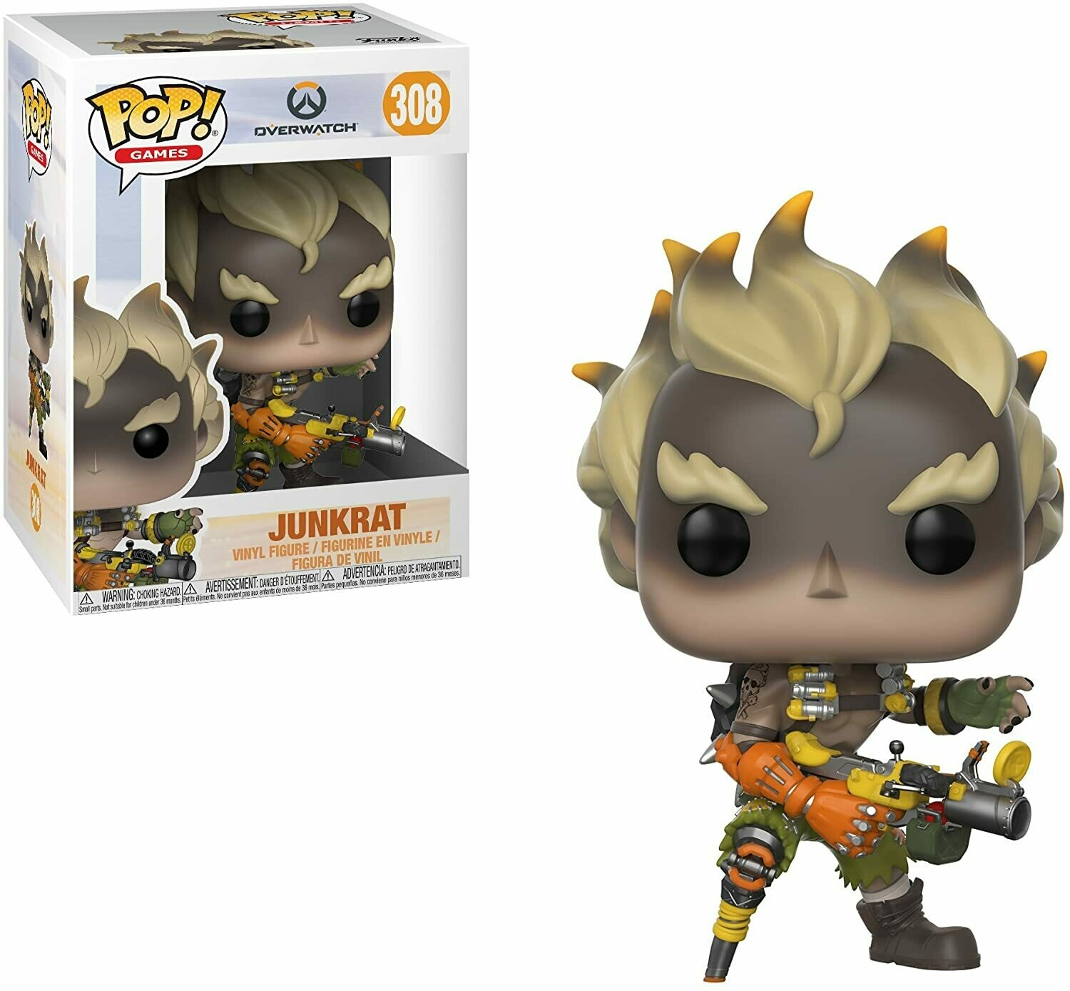 Funko Pop! Junkrat Overwatch