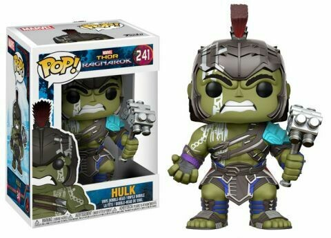 Funko Pop! Hulk Gladiador - Thor Ragnarok
