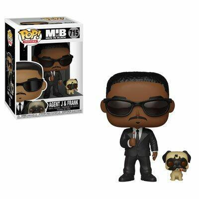 Funko Pop! Agente J y Frank Hombres de Negro