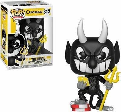 Funko Pop! The Devil - Cuphead