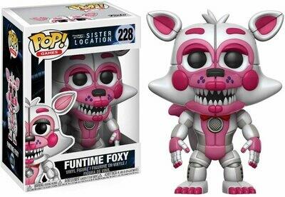 Funko Pop! Funtime Foxy Five Nights at Freddy's