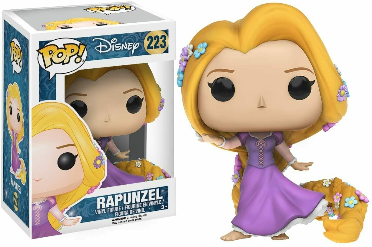 Funko Pop! Disney: Rapunzel #223