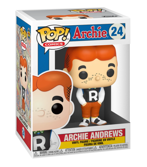 Funko Pop! Archie Andrews