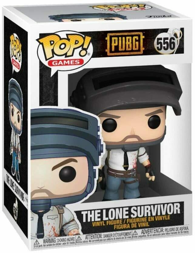 Funko Pop! The Lone Survivor #556 PUBG