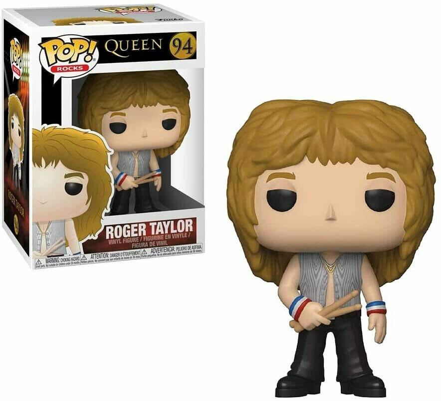 Funko Pop! Roger Taylor Queen
