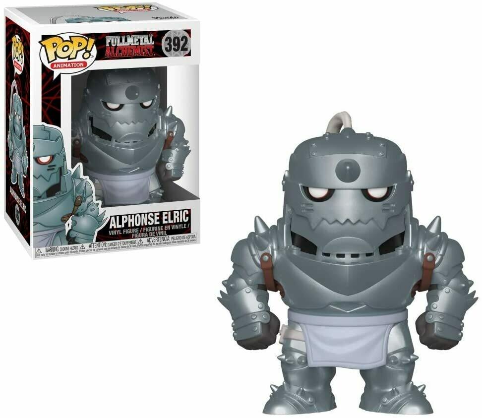 Funko Pop! Alphonse Elric Fullmetal Alchemist