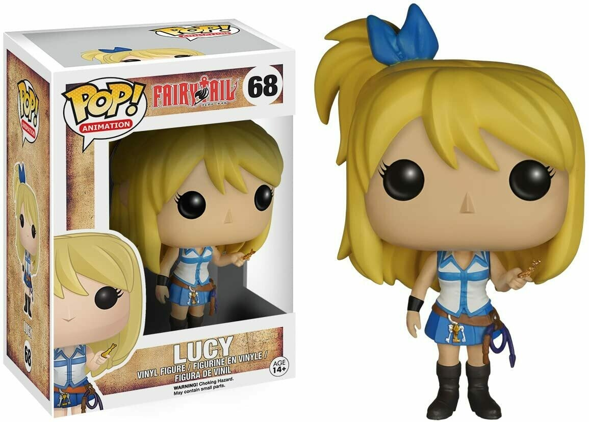 Funko Pop! Lucy Fairy Tail