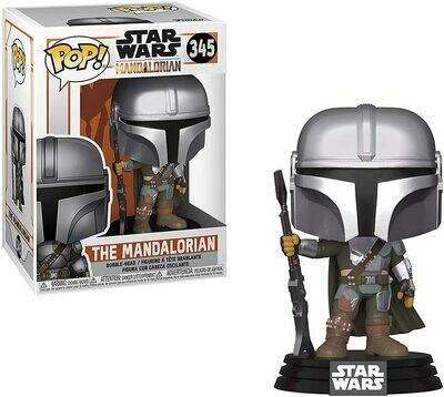 Funko Pop! The Mandalorian #345 Star Wars