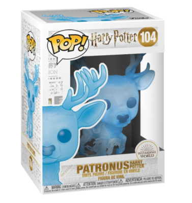 Funko Pop! Patronus Harry Potter