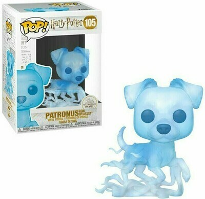 Funko Pop! Harry Potter: Patronus Ron Weasley