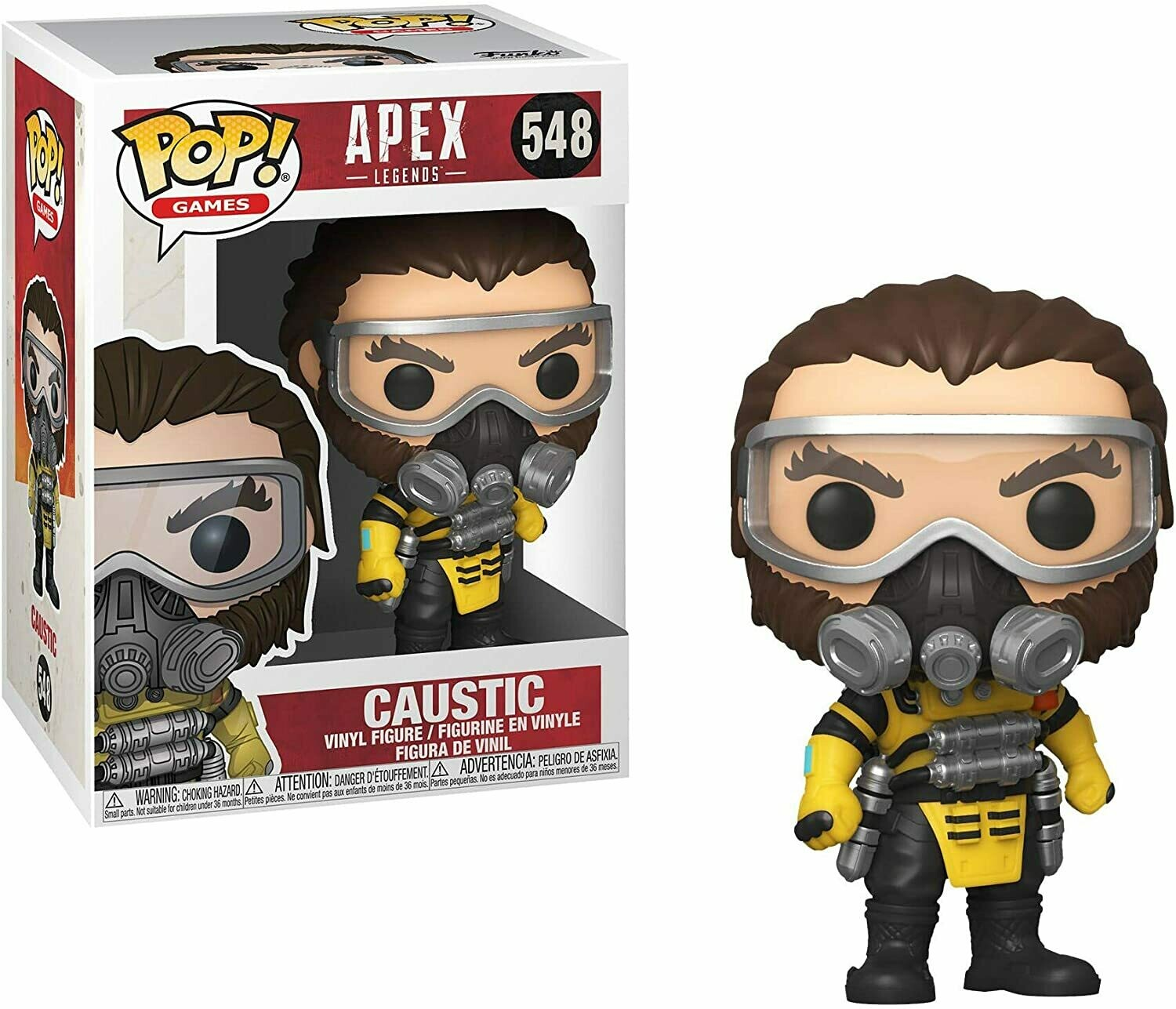 Funko Pop! Caustic Apex Legends