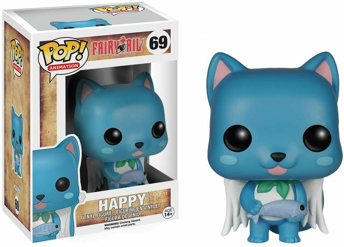 Funko Pop! Happy Fairy Tail