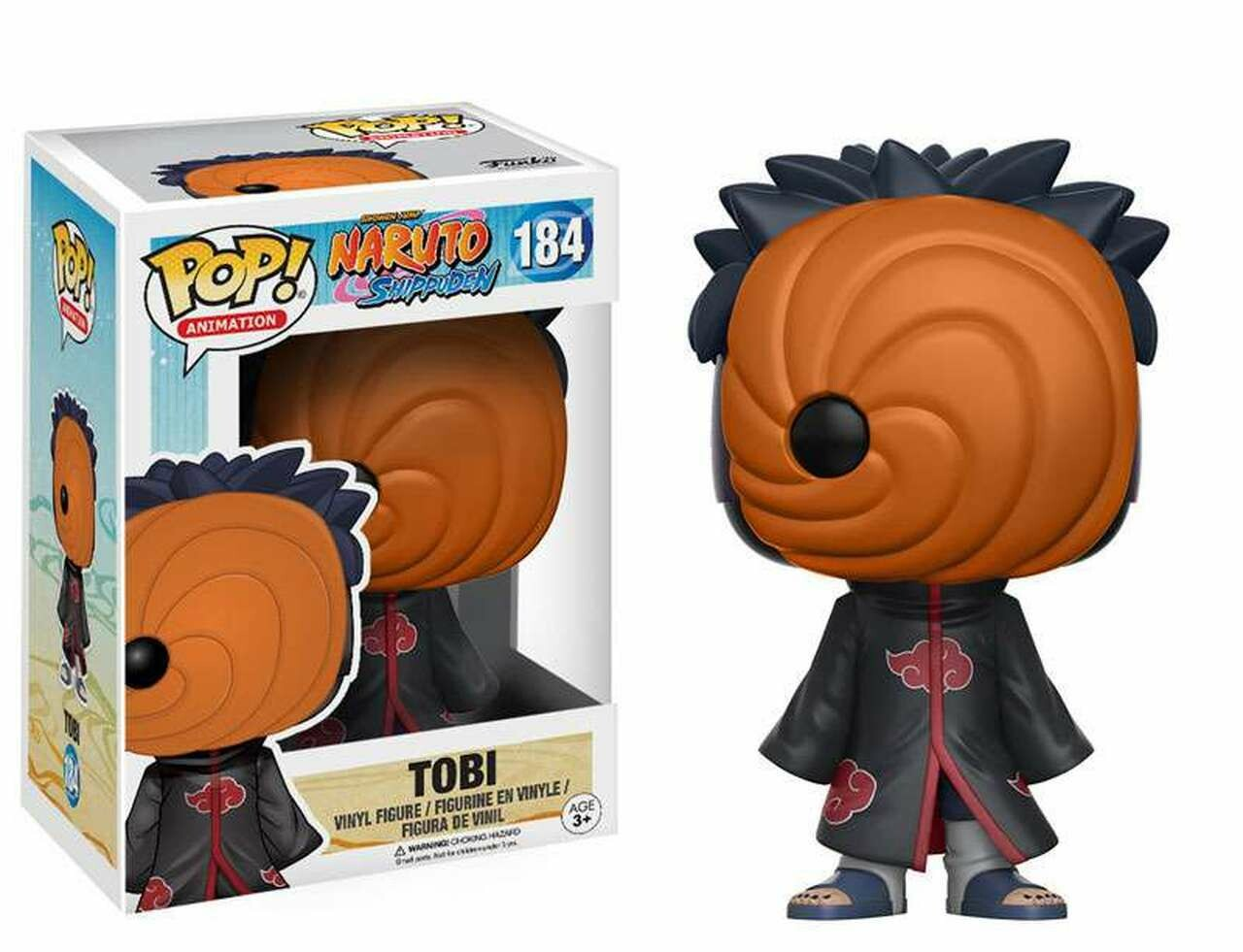 Funko Pop! Tobi - Naruto Shippuden