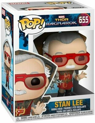 Funko Pop! Marvel: Stan Lee - Thor Ragnarok