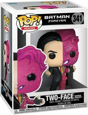 Funko Pop! 2 Caras Two-Face - Batman Forever