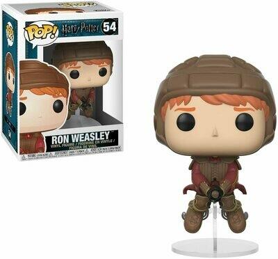Funko Pop! Ron Weasley en escoba #54 - Harry Potter