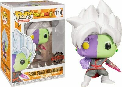 Funko Pop! Fused Zamasu Dragon Ball Super Ed Especial