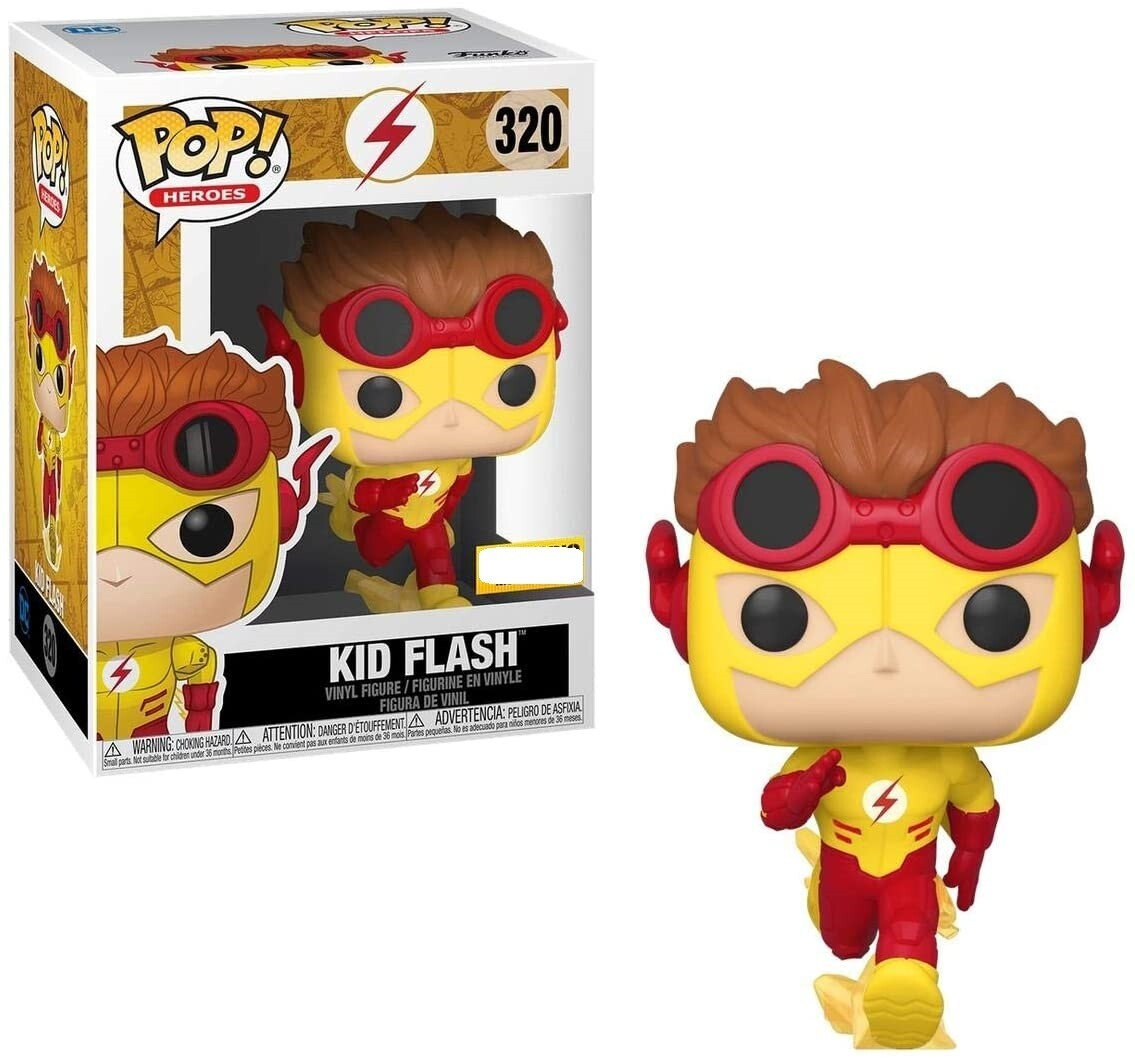 Funko Pop! Kid Flash Exclusivo
