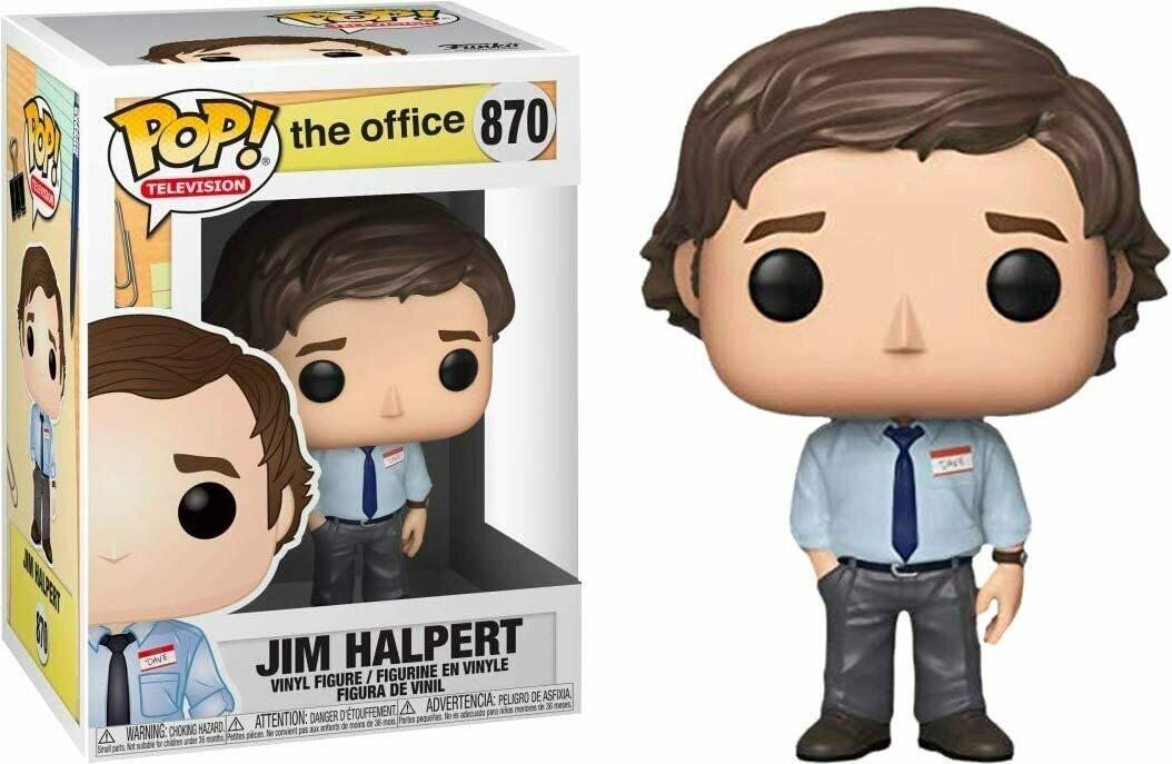 Funko Pop! Jim Halpert - The Office