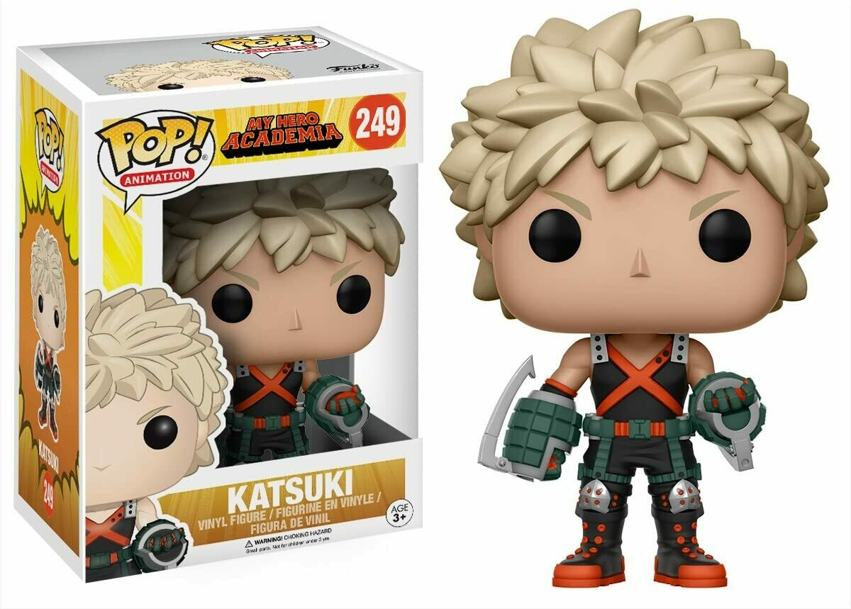 Funko Pop! Katsuki My Hero Academia