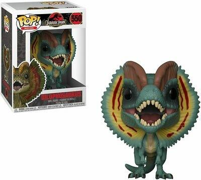 Funko Pop! Dilophosaurus Jurassic Park
