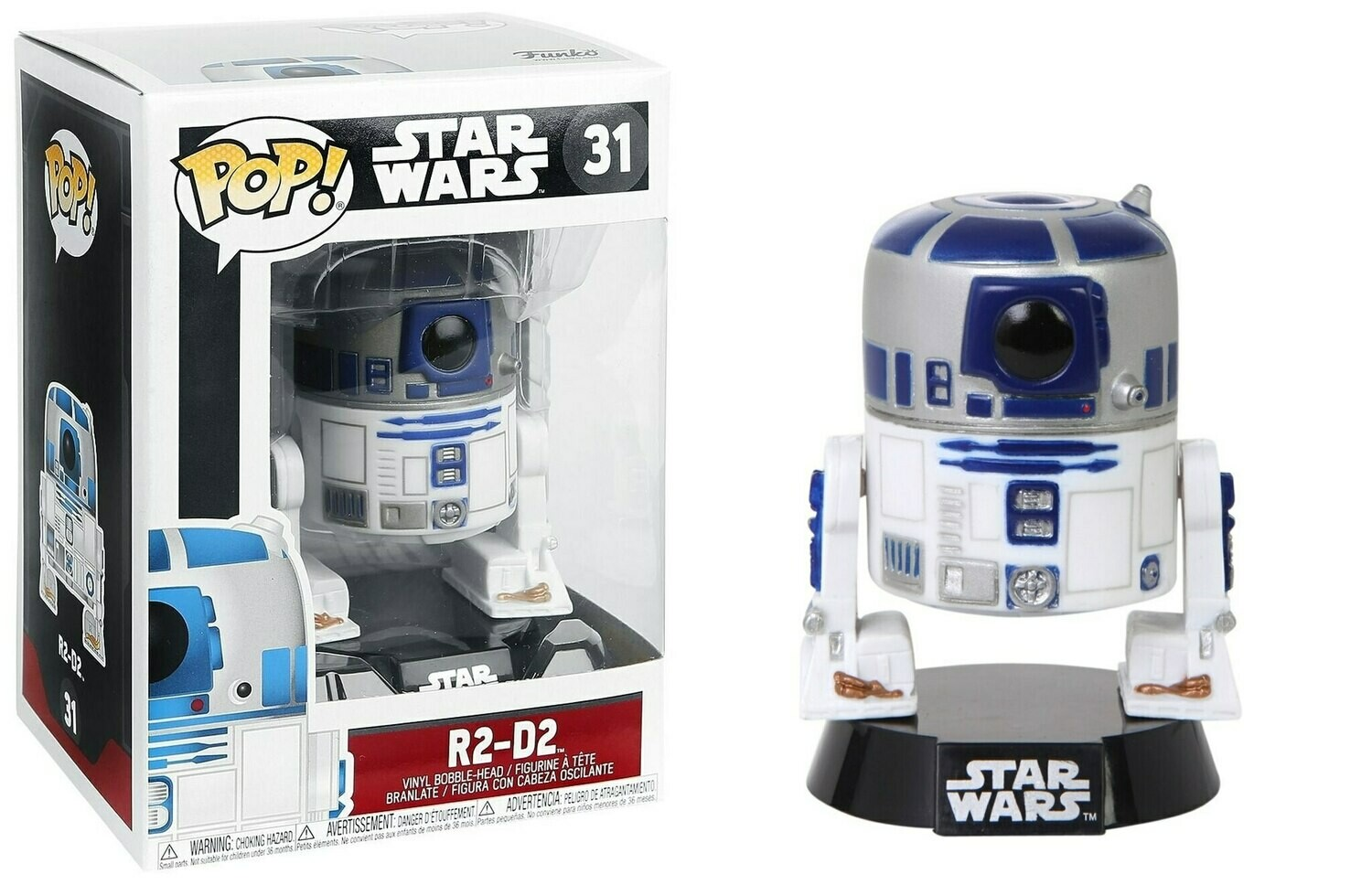 Funko Pop! R2-D2 Star Wars