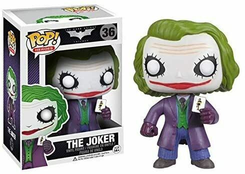 Funko Pop! El Joker - Batman Dark Knight