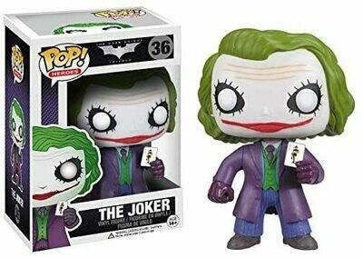 Funko Pop! El Joker - Batman Dark Knight