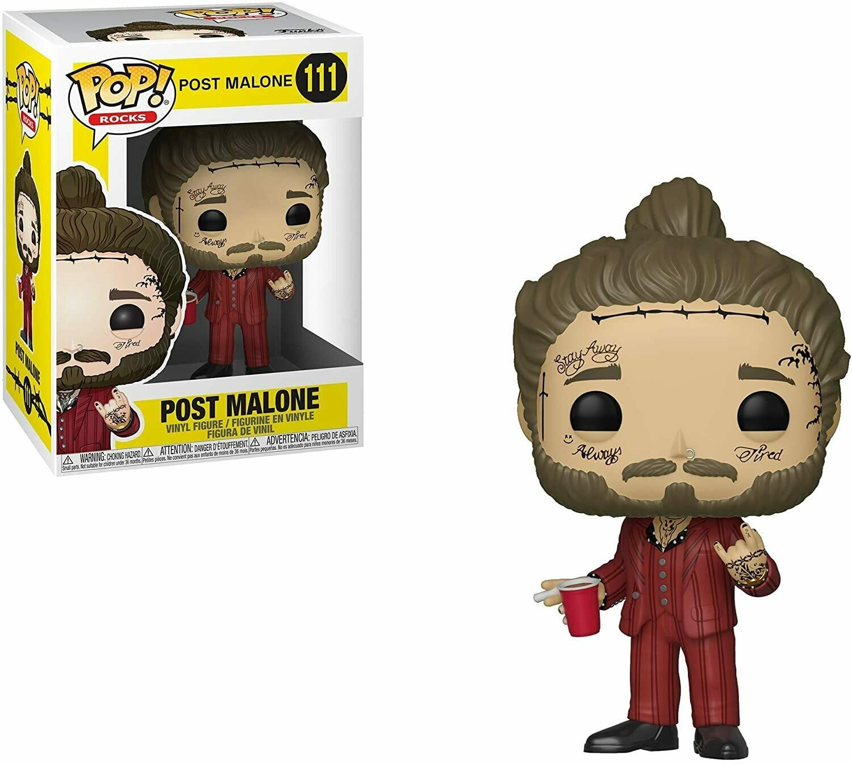 Funko Pop! Rocks: Post Malone #111