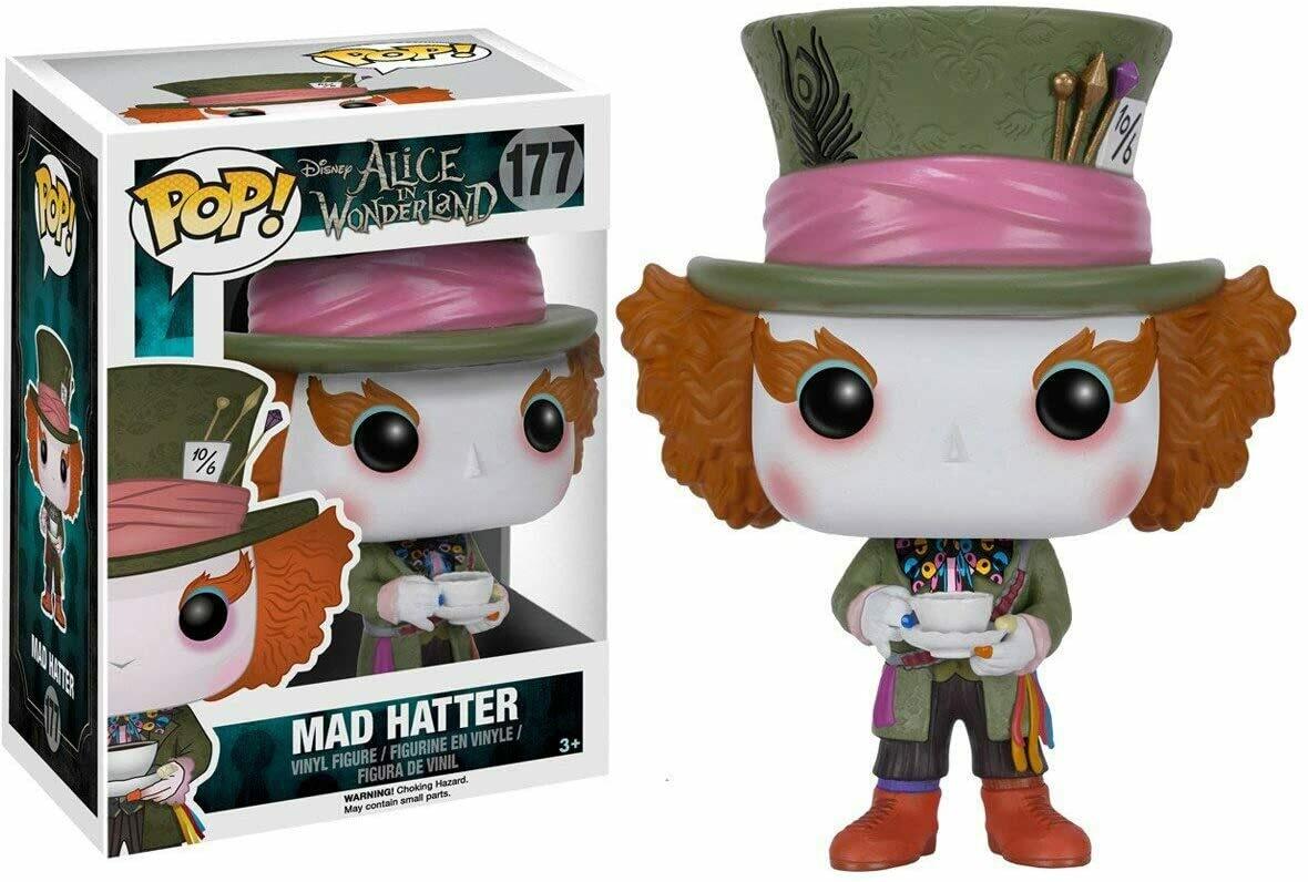 Funko Pop! Sombrerero Mad Hatter Alicia País Maravillas