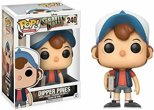 Funko Pop! Dipper Pines Gravity Falls