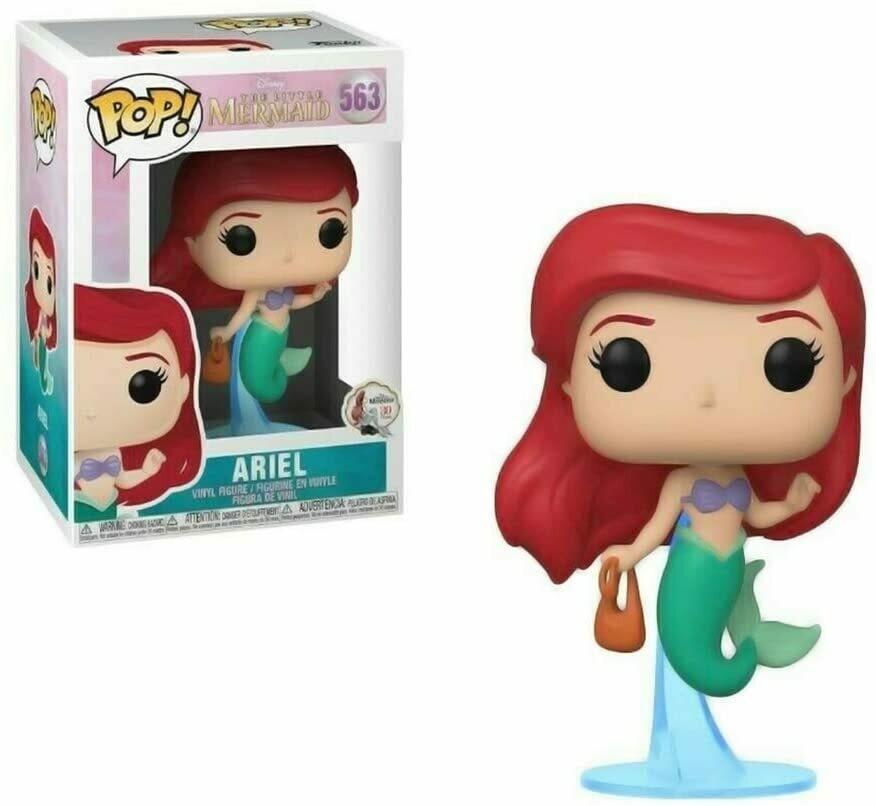 Funko Pop! Ariel La Sirenita con Bolso #563