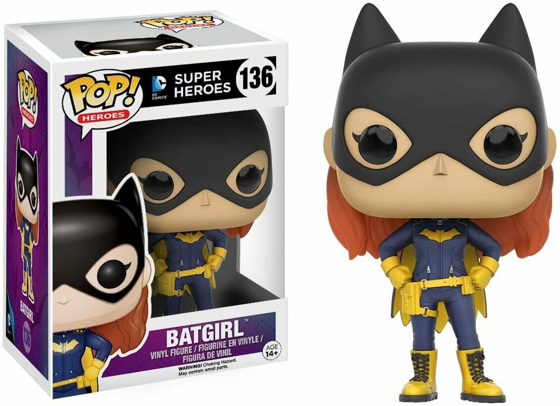 Funko Pop! Batgirl - DC Super Heroes