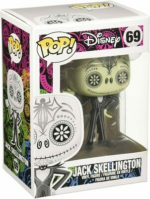Funko Pop! Jack Skellington - Dia de Muertos