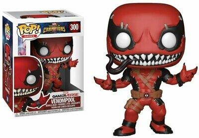 Funko Pop! Venompool - Marvel Contest of Champions