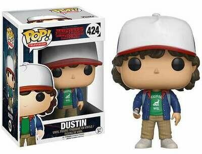 Funko Pop! Dustin #424 Stranger Things