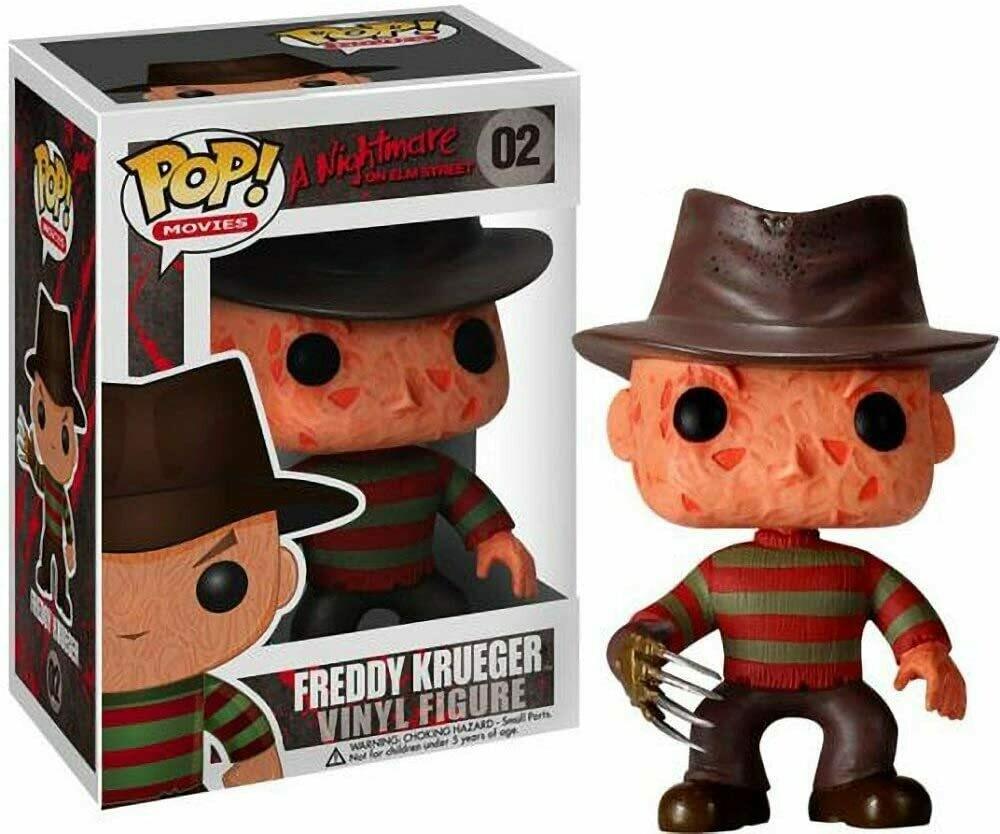 Funko Pop! Freddy Krueger Pesadilla calle del Infierno
